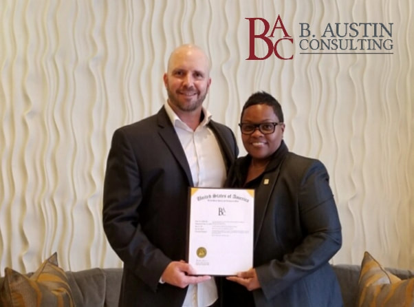 b. austin consulting trademark